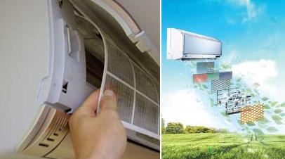 Desinfecion aire acondicionado for Aire acondicionado oficina